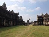 Bike tour of Angkor Wat